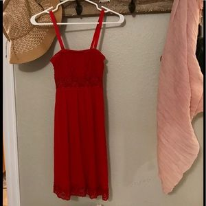 Intimately Free People red slip